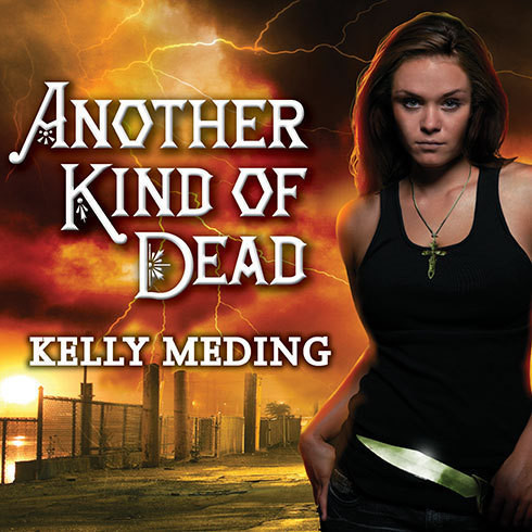 Printable Another Kind of Dead Audiobook Cover Art