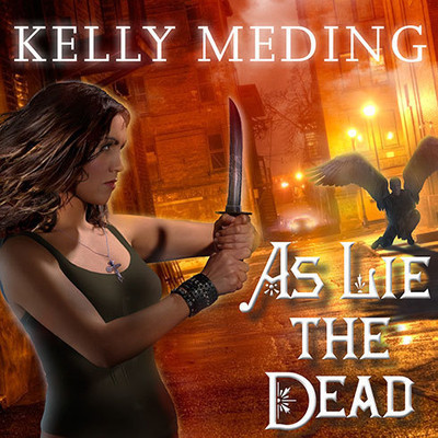 As Lie the Dead Audiobook, by Kelly Meding