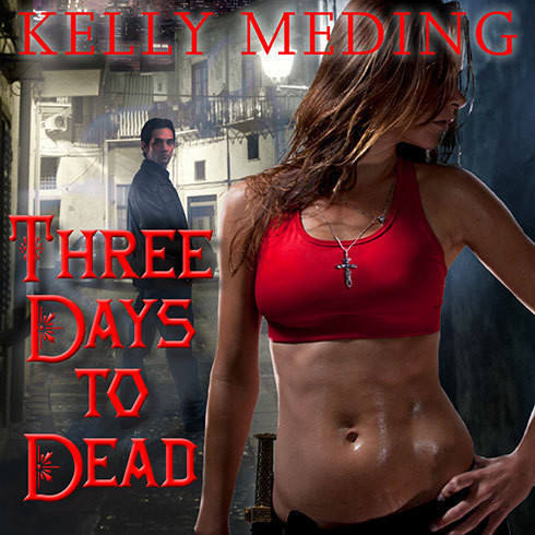 Printable Three Days to Dead Audiobook Cover Art
