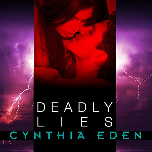 Printable Deadly Lies Audiobook Cover Art