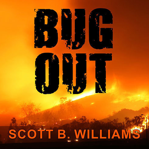 Printable Bug Out: The Complete Plan for Escaping a Catastrophic Disaster Before It's Too Late Audiobook Cover Art