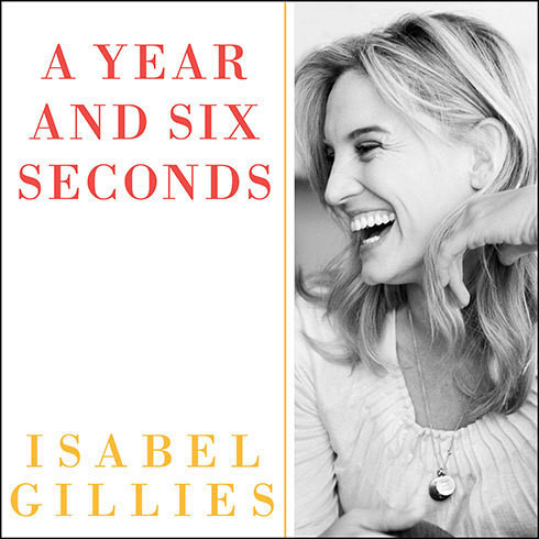 Printable A Year and Six Seconds: A Love Story Audiobook Cover Art