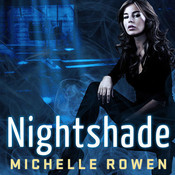 Nightshade Audiobook, by Michelle Rowen