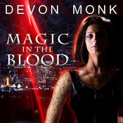 Magic in the Blood, by Devon Monk