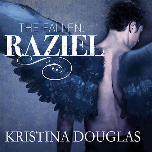 Printable Raziel Audiobook Cover Art
