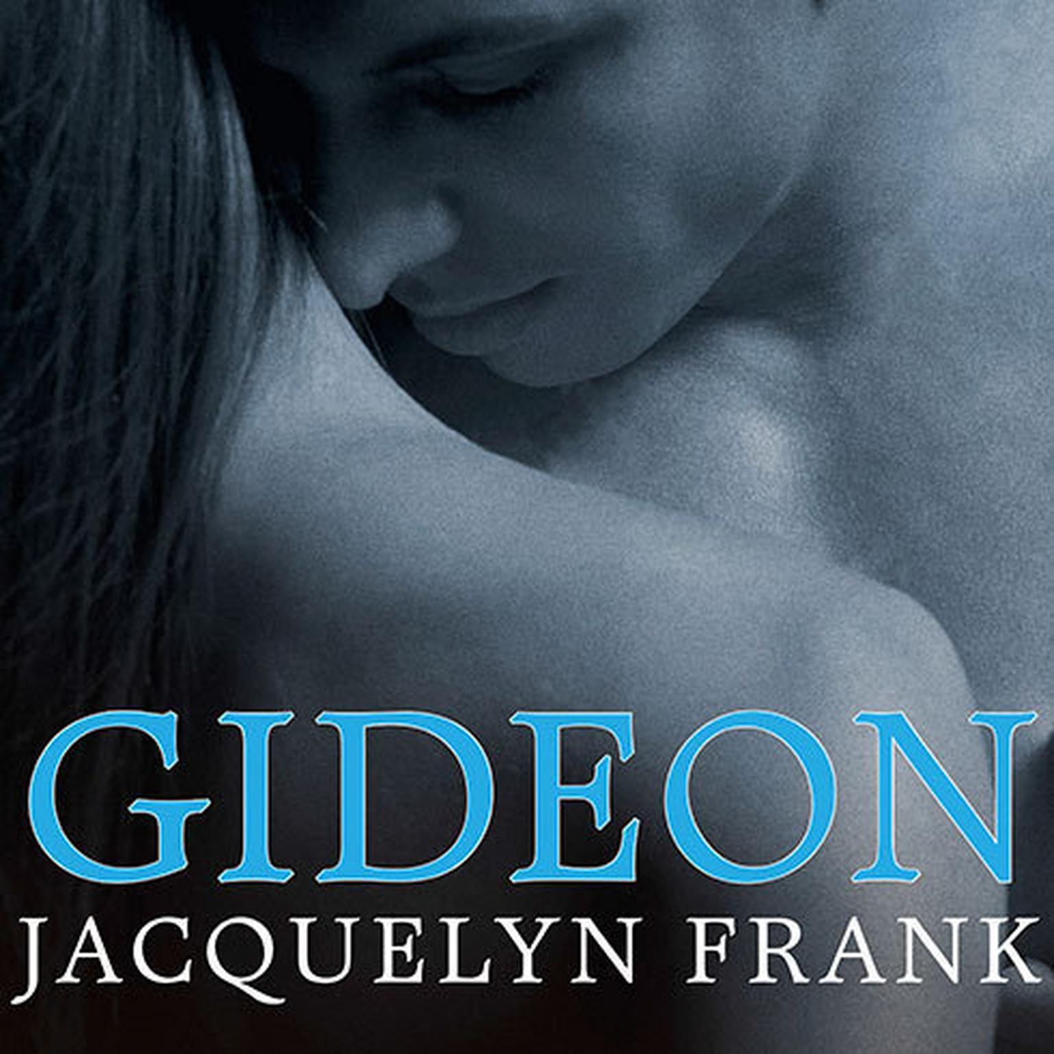 Printable Gideon Audiobook Cover Art