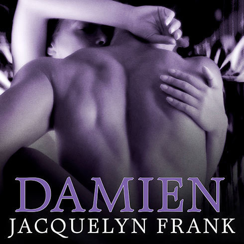 Printable Damien Audiobook Cover Art