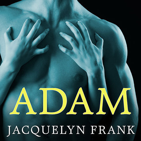 Printable Adam Audiobook Cover Art