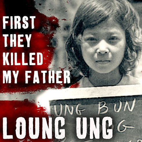 Printable First They Killed My Father: A Daughter of Cambodia Remembers Audiobook Cover Art