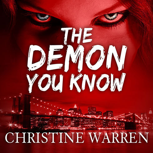 Printable The Demon You Know Audiobook Cover Art
