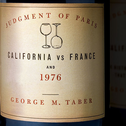 Printable Judgment of Paris: California vs. France and the Historic 1976 Paris Tasting That Revolutionized Wine Audiobook Cover Art