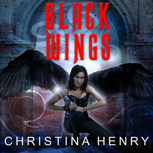 Printable Black Wings Audiobook Cover Art