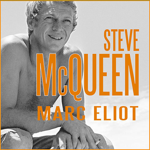 Printable Steve McQueen: A Biography Audiobook Cover Art