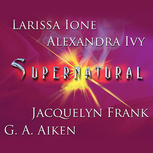 Printable Supernatural Audiobook Cover Art