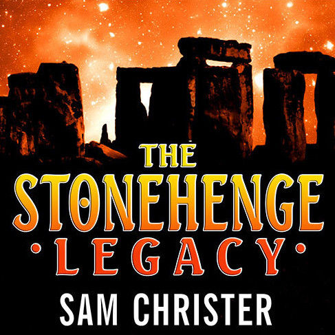 Printable The Stonehenge Legacy Audiobook Cover Art