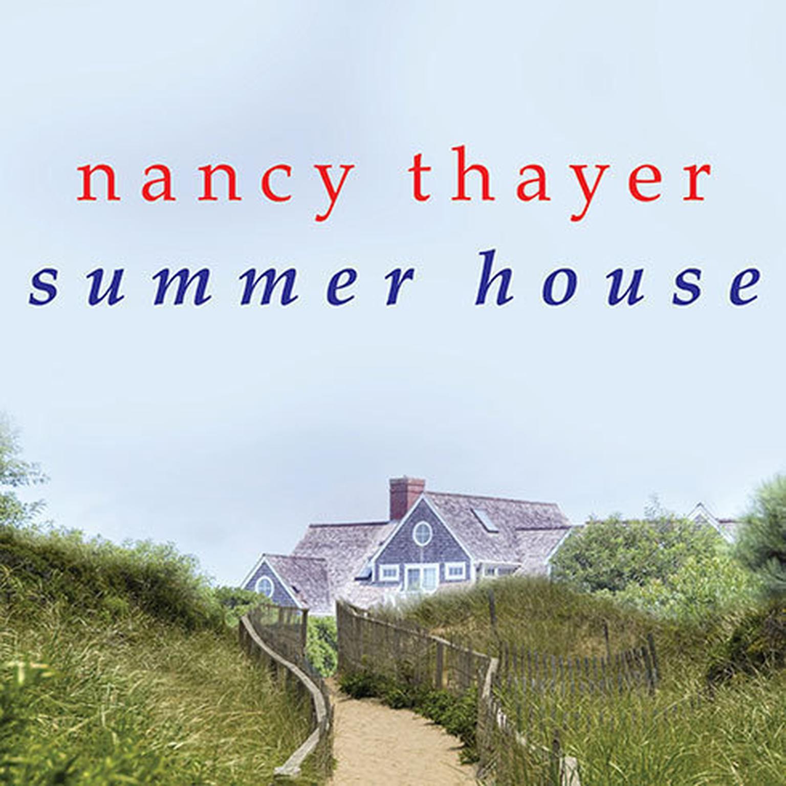 Printable Summer House: A Novel Audiobook Cover Art