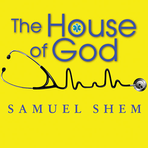 Printable The House of God Audiobook Cover Art
