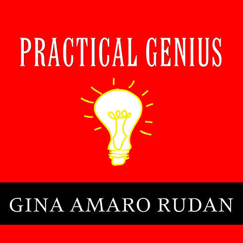 Printable Practical Genius: The Real Smarts You Need to Get Your Talents and Passions Working for You Audiobook Cover Art