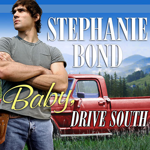 Printable Baby, Drive South Audiobook Cover Art