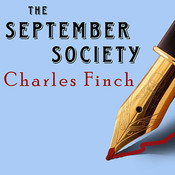 The September Society Audiobook, by Charles Finch