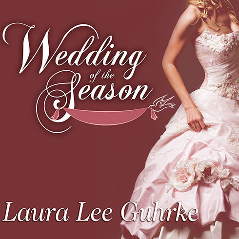Printable Wedding of the Season Audiobook Cover Art