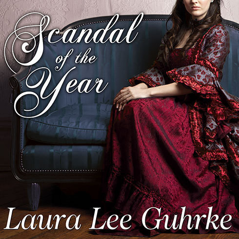 Printable Scandal of the Year Audiobook Cover Art