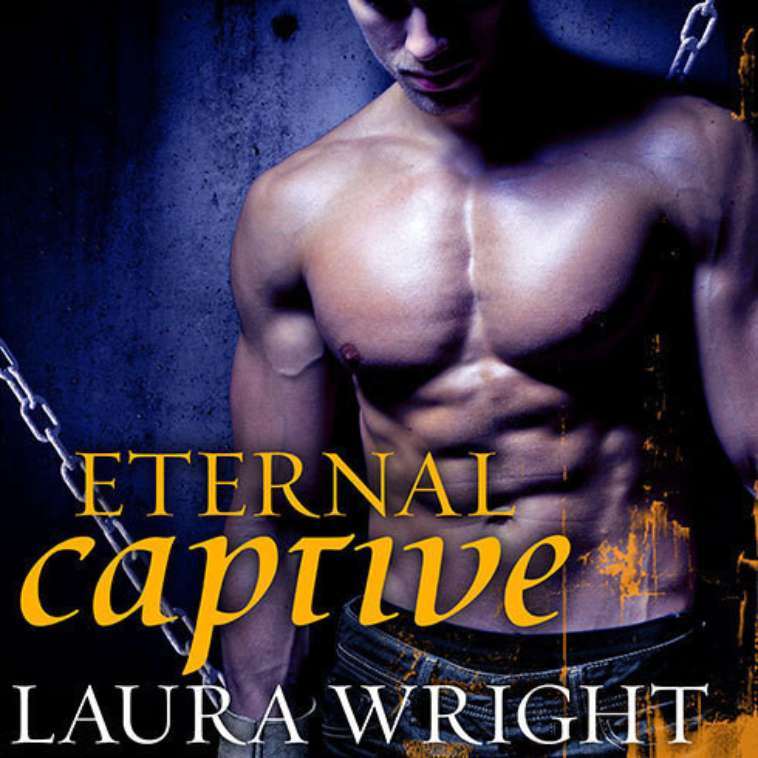 Printable Eternal Captive: Mark of the Vampire Audiobook Cover Art