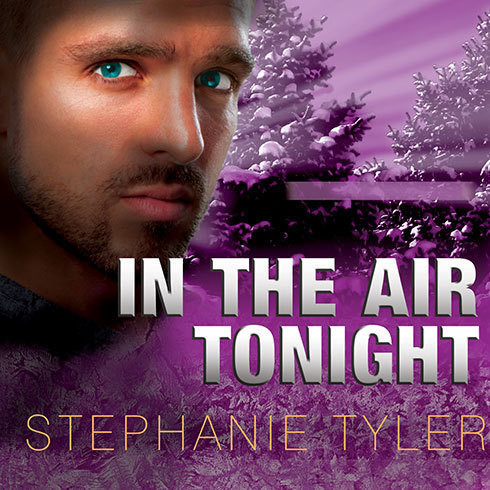 Printable In the Air Tonight Audiobook Cover Art