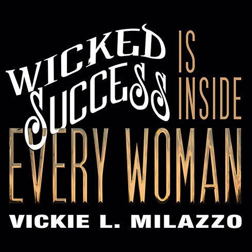 Printable Wicked Success Is Inside Every Woman Audiobook Cover Art