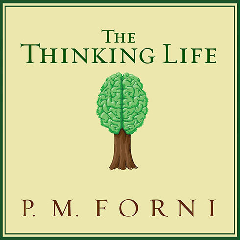 Printable The Thinking Life: How to Thrive in the Age of Distraction Audiobook Cover Art
