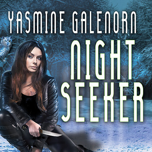 Printable Night Seeker: An Indigo Court Novel Audiobook Cover Art