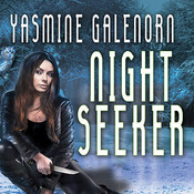 Night Seeker: An Indigo Court Novel Audiobook, by Yasmine Galenorn