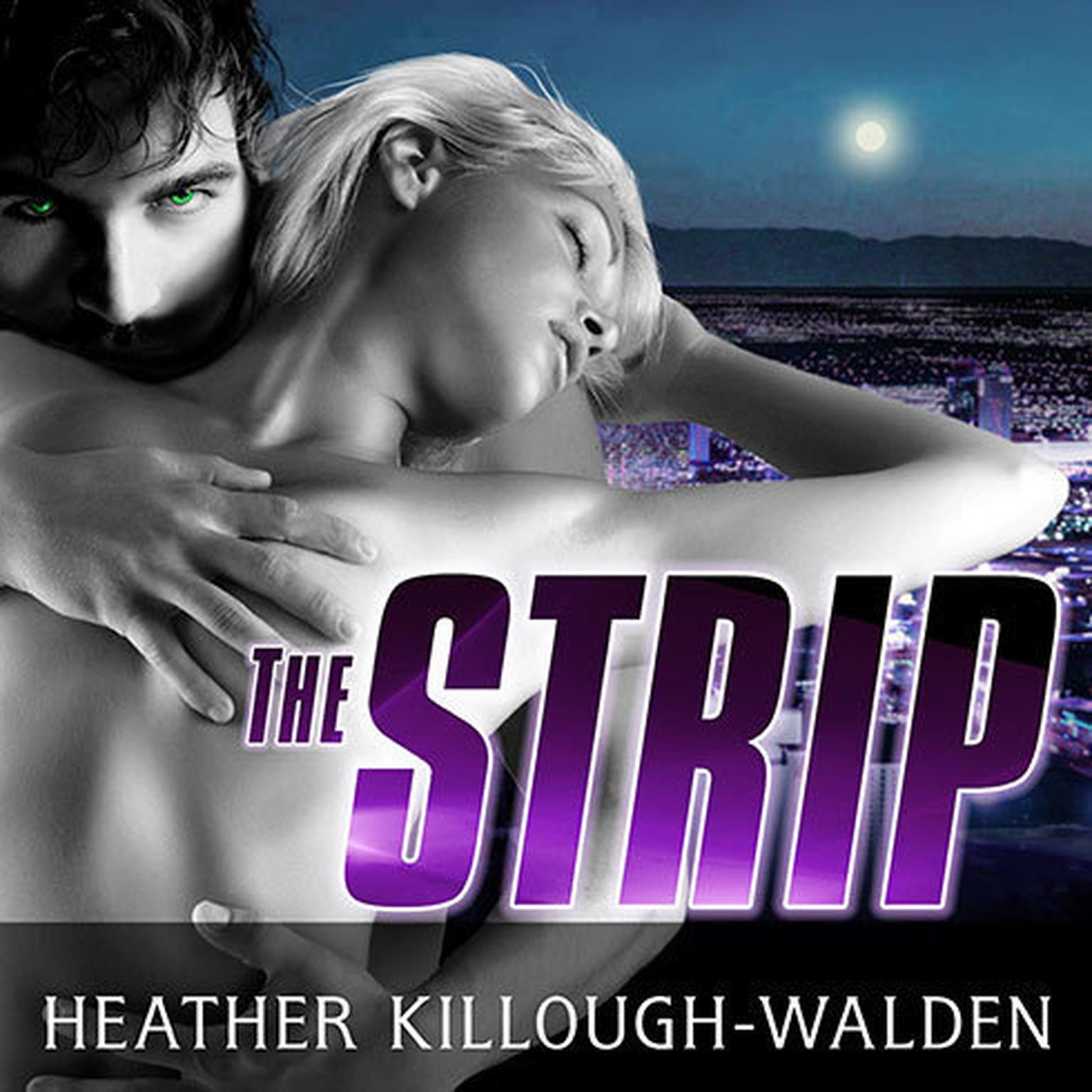 Printable The Strip Audiobook Cover Art