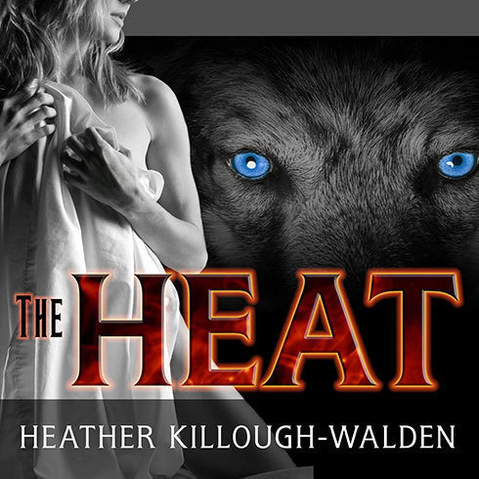Printable The Heat Audiobook Cover Art