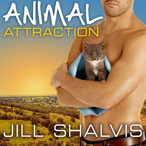 Printable Animal Attraction Audiobook Cover Art