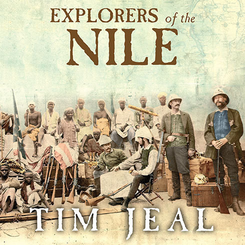 Printable Explorers of the Nile: The Triumph and Tragedy of a Great Victorian Adventure Audiobook Cover Art