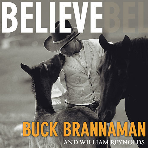 Printable Believe: A Horseman's Journey Audiobook Cover Art