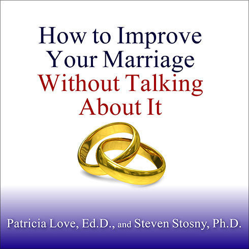 Printable How to Improve Your Marriage without Talking About It Audiobook Cover Art