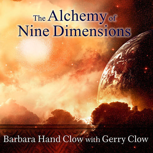 Printable The Alchemy of Nine Dimensions: The 2011/2012 Prophecies and Nine Dimensions of Consciousness Audiobook Cover Art