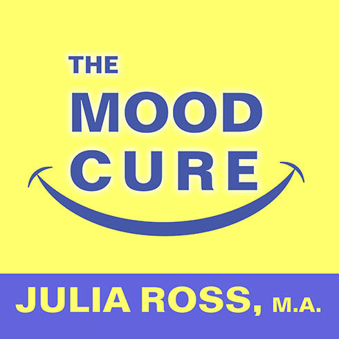 Printable The Mood Cure: The 4-Step Program to Take Charge of Your Emotions---Today Audiobook Cover Art