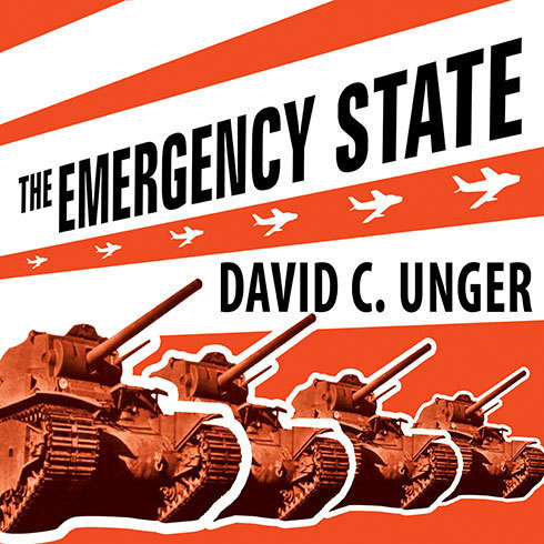 Printable The Emergency State: America's Pursuit of Absolute Security at All Costs Audiobook Cover Art