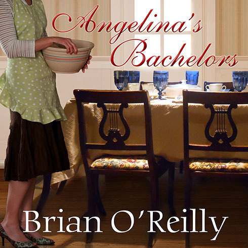 Printable Angelina's Bachelors: A Novel, with Food Audiobook Cover Art