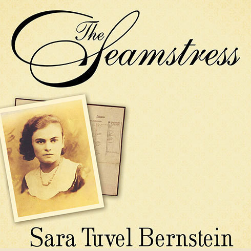 Printable The Seamstress: A Memoir of Survival Audiobook Cover Art