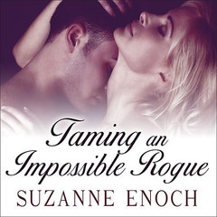 Taming an Impossible Rogue Audiobook, by Suzanne Enoch