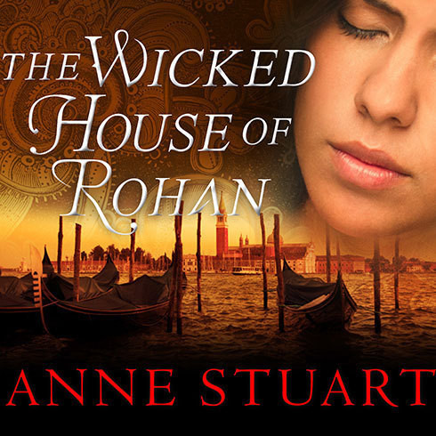 Printable The Wicked House of Rohan Audiobook Cover Art