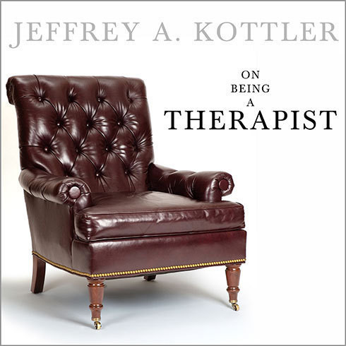 Printable On Being A Therapist Audiobook Cover Art