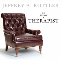 On Being A Therapist Audiobook, by Jeffrey A. Kottler