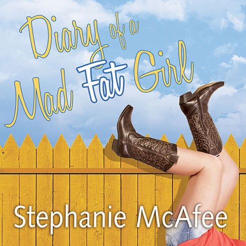 Printable Diary of a Mad Fat Girl Audiobook Cover Art