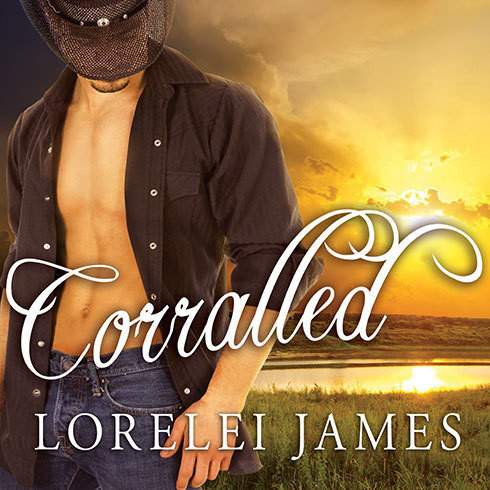 Printable Corralled Audiobook Cover Art