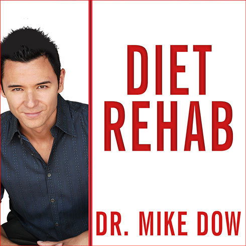 Printable Diet Rehab: 28 Days to Finally Stop Craving the Foods That Make You Fat Audiobook Cover Art